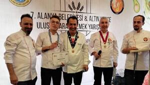Trakya Üniversitesi aşçılık bölümü öğrencilerinden büyük başarısı