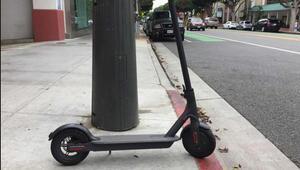 Scooterla hız yapan çocuğa görülmemiş ceza