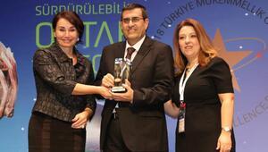 Türkiye Mükemmellik Ödülü ÇEDAŞ'ın oldu