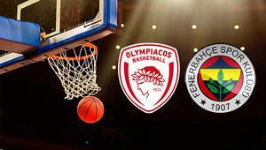 Olympiakos Fenerbahçe basketbol maçı ne zaman saat kaçta hangi kanalda