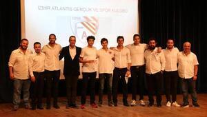 Atlantis Spor Kulübü sezonu açtı