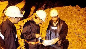 Akdağmadeninde toprak altından çıkarılan maden yatakları ekonomiye kazandırılıyor