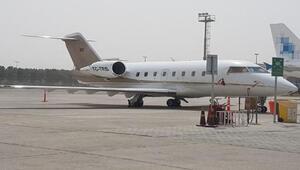 İran'da düşen Türk iş jetinin son fotoğrafı