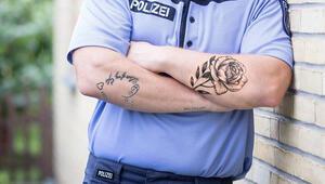 Polisi mahkeme de reddetti: Dövme yaptıramazsın