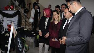 80 ilden 80 öğrencinin Atatürk temalı eseri sergilendi