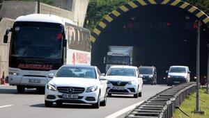 Bolu Dağı tünelinin Ankara yönü 20 gün ulaşıma kapanacak