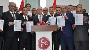 MHPnin 5i büyükşehir 11 belediye başkan adayı belli oldu