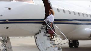 130 bin TL'ye uçak kiraladı…