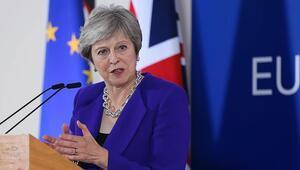 Theresa May Brexit anlaşmasını savundu
