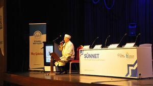 Mevlid-i Nebi Haftasında Sünnet paneli düzenlendi