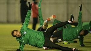 Atiker Konyasporda Galatasaray maçı hazırlıkları başladı