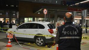 Hastane otoparkındaki silahlı kavgada oğlunun ardından baba da öldü