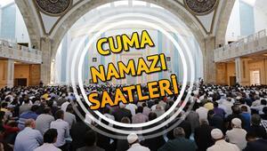 Cuma namazı bugün saat kaçta İstanbul, Ankara, İzmir cuma namazı saatleri
