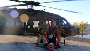 Diyarbakırda flaş operasyon Tek tek yakalandılar...