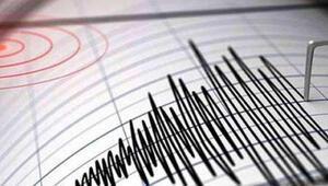 Nerede deprem oldu İşte Türkiyedeki son depremler