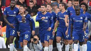 Chelsea yenilgiyi unuttu