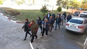 Amasyada fuhuş operasyonu: 5 tutuklama