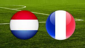 Hollanda Fransa maçı hangi kanalda saat kaçta