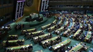 Türkiyenin sunduğu Myanmar kararına BMde büyük destek