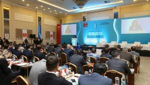 Gaziantep'te, Özel Kalem Müdürleri zirvesi