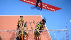 Filedeki derbide kazanan Fenerbahçe
