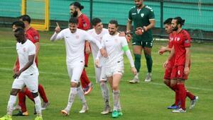 Antalyaspor, özel maçta Afganistan Milli Takımını 1 - 0 yendi