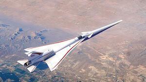 'Concorde'un oğlu' X-59