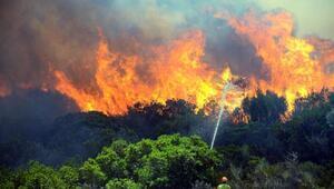 Orman yangınlarıyla mücadelede yerli İHA dönemi