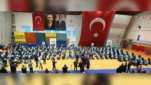 Gurbetçilerden Samsun'da 255 akülü araç