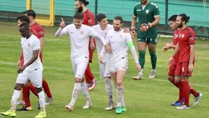 Antalya, Afganistanı tek golle avladı