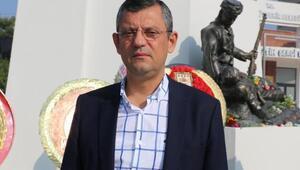CHPli Özel, kışladaki zehirlenmeyi Meclis gündemine taşıdı