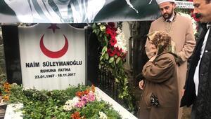 Naim Süleymanoğlu vefatının birinci yıl dönümünde anıldı
