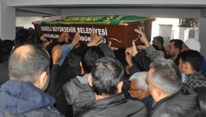 Kazada ölen küçük Dilek Naz, toprağa verildi