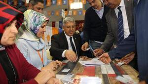 AK Parti Mersinde temayül yoklaması yaptı
