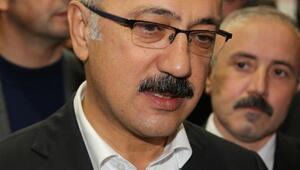 AK Partili Elvan, Orduda temayül yoklamasına katıldı