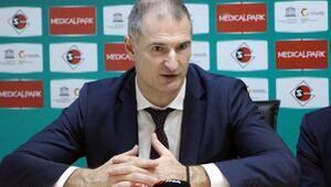 Gaziantep Basketbol - Beşiktaş Sompo Japan maçının ardından