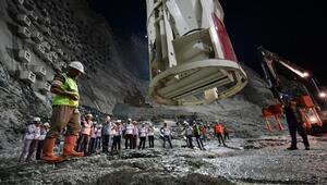 Türkiyenin en yüksek barajı projesinde sona geliniyor