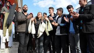 Erzurumun soğuğuna potorlu şarkı