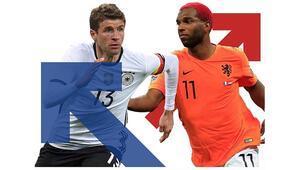 Hollanda, B Ligine düşen Almanyaya yenilmezse...