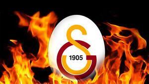 Galatasarayda şok üstüne şok Yıldız futbolcu 6 hafta yok...