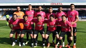 Isparta Davrazspor deplasmanda kazandı