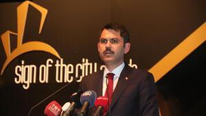 Bakan Kurum açıkladı: Hedefimiz 2030 yılına kadar 7.5 milyon konutu dönüştürmek
