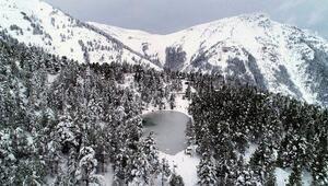 Trabzonun cennet köşesi: Limni Gölü