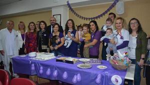 Dünya Prematüre Günü bebeklerle kutlandı