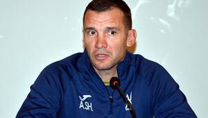 Andriy Shevchekno: Lucescu ile iyi bir ilişkimiz var