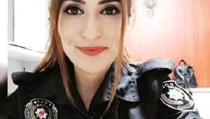 İzmirde panelvan aracın çarptığı kadın polis ağır yaralandı