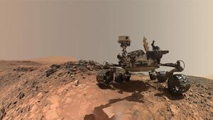 Marsın dev kanyonları birkaç haftada oluşmuş