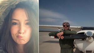 Son dakika: Denizlide düşen uçaktan acı haber