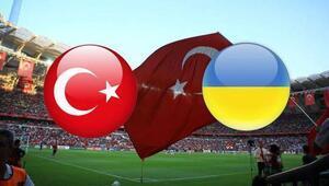 Hazırlık maçında Ukrayna ile oynuyoruz iddaanın favorisi...