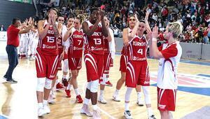 A Milli Kadın Basketbol Takımı Belarusu ağırlayacak